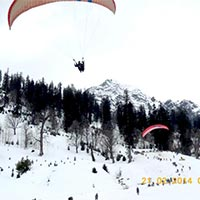Shimla - Manali Holiday with Chandigarh Tour