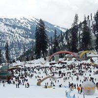 Shimla - Manali Holiday with Chandigarh Tour
