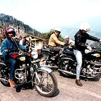 Kullu - Manali Bike Tour