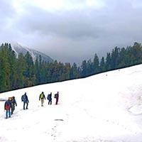 Chandarnahan Lake Trek (Pabbar Valley) - Shimla Tour