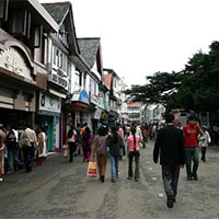 Shimla - Kullu - Manali - Rohtang - Manikaran Tour