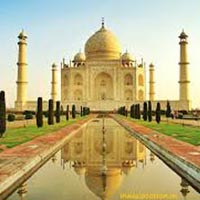 Taj Mahal With Khajuraho Tour Package