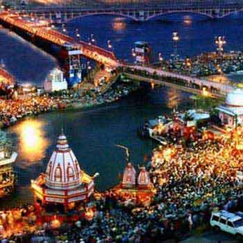 Haridwar Rishikesh with Mathura Varindavan Tour