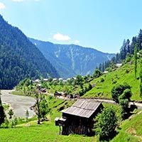 Scenery of Kashmir Package