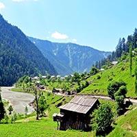 Scenery of Kashmir Package