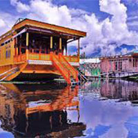 Glimpses of Kashmir Tour