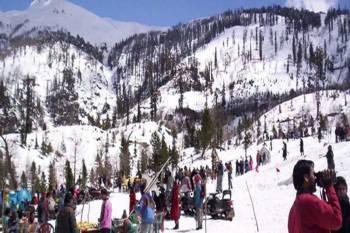 Shimla - Manali - Dharamshala - Dalhousie  - Katra Tour