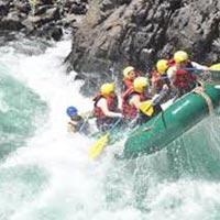 Marine Drive to Rishikesh River Rafting  Tour