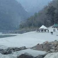 Shivpuri to Rishikesh River Rafting  Camping Tour