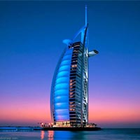Dubai for 05 Days & 04 Nights