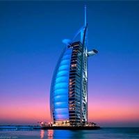 Dubai for 05 Days & 04 Nights