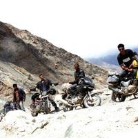 Ex Leh Bike Expedition Tour
