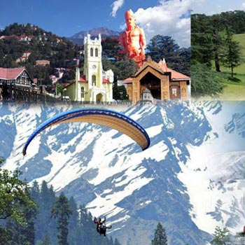Shimla Manali 6N/7D package from Delhi Tour