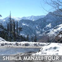 Manali 2N/3D package from Chandigarh Tour