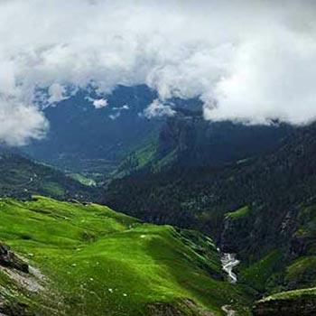 Shimla Manali Dharamshala Dalhousie Amritsar 8N/9D Package From Delhi