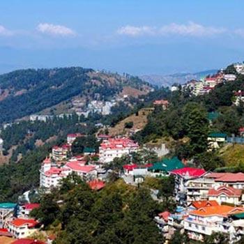Splendid Shimla - Honeymoon Special Package
