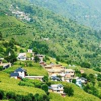 Pathankot - Dalhousie - Khajjiar - Chamba - Pathankot Tour