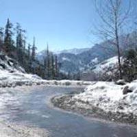 Manali - Mandi - Manikarn - Shimla - Chandigarh Tour