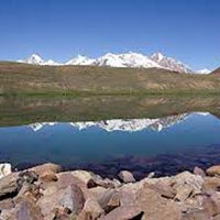Kalpa - Nako - Sarahan - Lake - Tabo - Kaza - Dharamshala - New Delhi - Chandigarh Tour Package