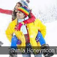 Honeymoon Dharamsala Shimla tour Package