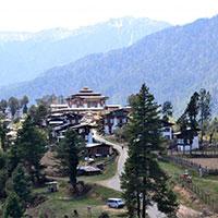 Discover Western Bhutan Tour