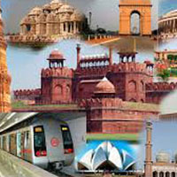 Golden Triangle tour 02 : 04 nights / 05 days
