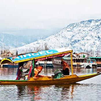 Kashmir Package for 5 days