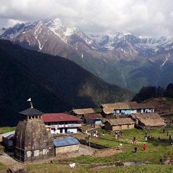 Panch Kedar Treking Tour