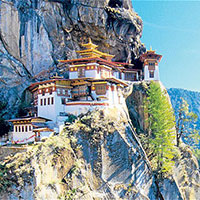 Bhutan Treasures Tour