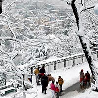 Jewels of Himachal : Shimla & Manali
