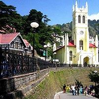 Blissful Himalayas :: Shimla - Kullu - Manali Tour