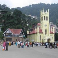 Chandigarh Chail Shimla Package