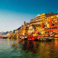 Golden Triangle Tour With Khajuraho and Varanasi
