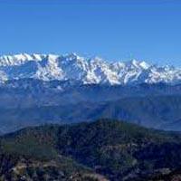 Dehradun - Mussoorie - Ranikhet - Almora - Kausani Tour