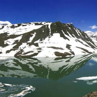 Lake and Pass of Ladakh Tour