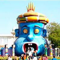 Hyderabad (Ramoji Film City) Tour.