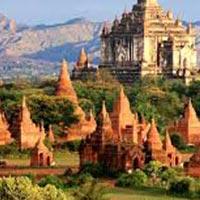 Bagan Short Tour