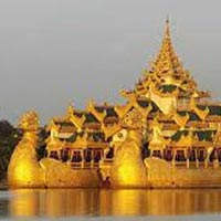 Yangon Short Tour