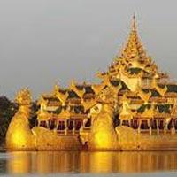 Yangon Short Tour