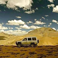 Lahaul - Spiti Jeep Safari Tour