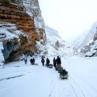 Zanskar Winter Trek Tour