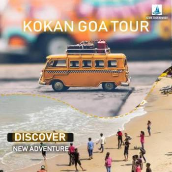 Sindhudurga with Goa Tour 6 Nights 7 - 4 Nights Stay