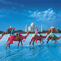 Golden Triangle with Rajasthan