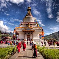 Majestic Bhutan Tour
