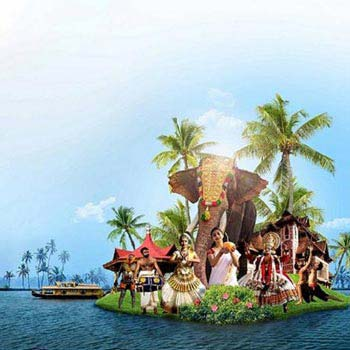 Kerala 4 Night 5 Days Package