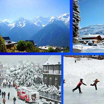 Mesmerizing Manali Ex Delhi By Private Vehicle