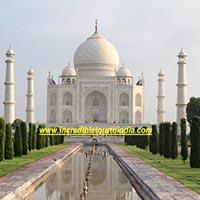 The Magnificiant Taj Mahal