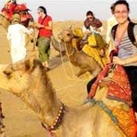Desert of Rajasthan
