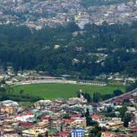 Guwahati - Shillong - Cherrapunji - Mawlynnong Tour