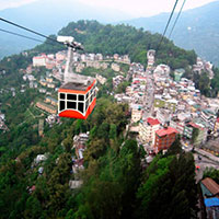 Darjeeling - Gangtok to Siliguri Tour